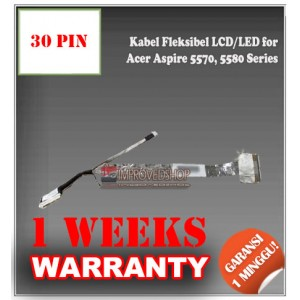 Kabel Fleksibel LCD for Acer Aspire 5570, 5580 Series