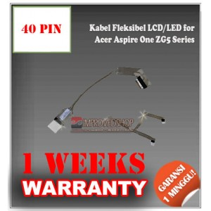 Kabel Fleksibel LCD for Acer Aspire One ZG5 Series