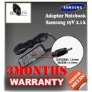 2.2 Adaptor Samsung 19V 2.1A Series (Konektor 3.0 x 0.9mm)