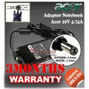Adaptor Acer 19V 4.74A Series (5.5 x 2.5mm)
