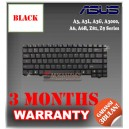 Keyboard Notebook/Netbook/Laptop Original Parts New for Asus A3, A3L, A3G, A3000, A6, A6R, Z81, Z9 Series