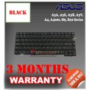 Keyboard Notebook/Netbook/Laptop Original Parts New for Asus A3H, A3A, A3V, A4, A4000, R20, M9, A3E Series