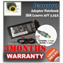 Adaptor IBM Lenovo 20V 3.25A Series (Konektor 7.7 x 5.5mm)