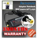 Adaptor IBM Lenovo 20V 3.25A Series (Konektor 5.5 x 2.5mm)