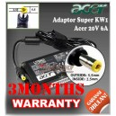 Adaptor Acer 20V 6A Series (5.5 x 2.5mm)