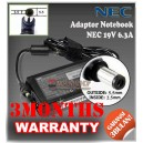 Adaptor NEC 19V 6.3A Series (Konektor 5.5 x 2.5mm)