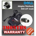 Adaptor Dell 12V 12.5A Series (1102 Tip 4 Pin)