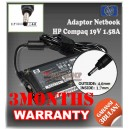 Adaptor HP-COMPAQ 19V 1.58A (~2.05A) Series (Konektor 4.0 x 1.7mm)