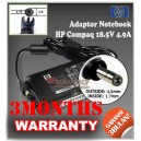 Adaptor HP-COMPAQ 18.5V 4.9A Series (Konektor 4.8 x 1.7mm)