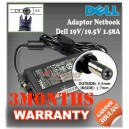 2.1 Adaptor Dell 19V (~19.5V) 1.58A Series (Konektor 5.5 x 1.7mm)