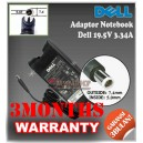 Adaptor Dell 19.5V 3.34A Series (Konektor Bulat Jarum)