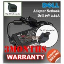 Adaptor Dell 19V 2.64A Series (Tip of 3 hole special)