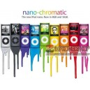 iPod Nano Nano Chromatic 8GB, 16GB Series